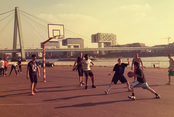 Basketball in Deutz