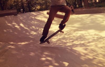 Skatenanlage am Lentpark