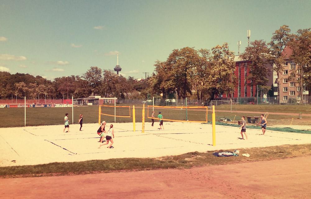 köln volleyball