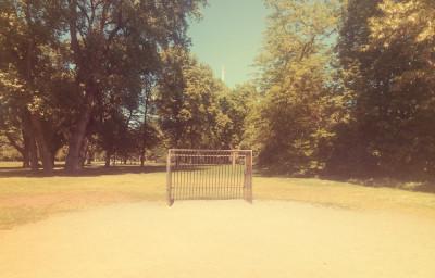 Fussballplatz im Inneren Grüngürtel