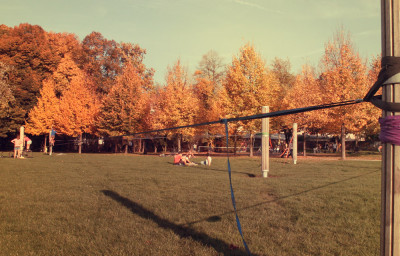 Slacklinesportspark am Colonius