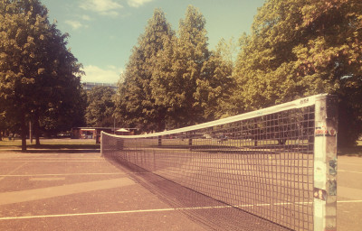 Tennisplatz am Colonius